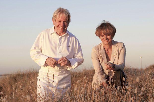 Philippe et Michèle Vételé, chez eux la passion de l'art de vivre se partage à deux.