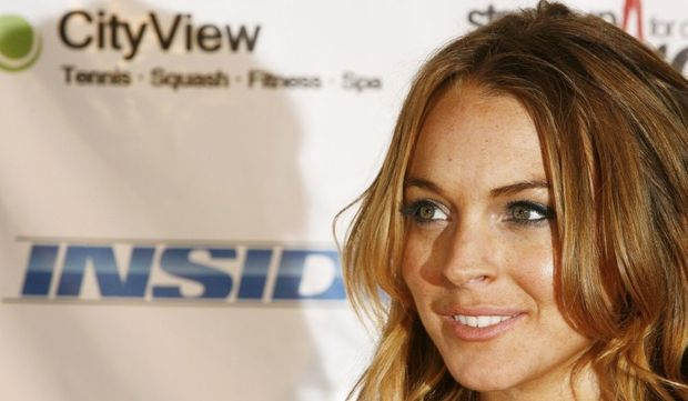 photos-culture-cinema-Lindsay Lohan sourire--