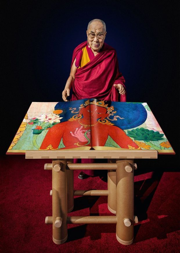 """Mural of Tibet"""