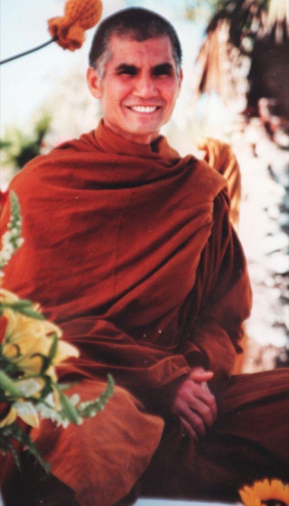Phra Yantra, photo non datée.