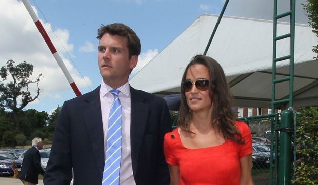 Pippa Middleton Alex Loudon-