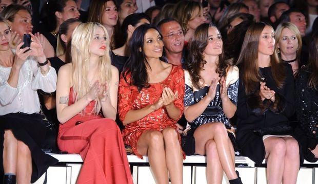 Pippa Middleton Fashion Week-