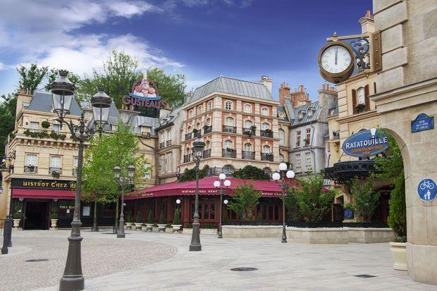 La place de Rémy.
