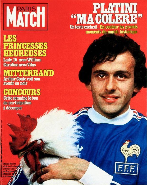 La couverture du numéro 1730, paru le 23 juillet 1982.