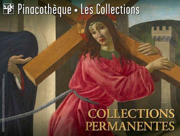 Portement de croix Pinacothèque-
