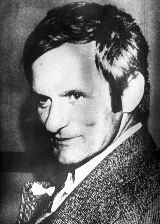 Portrait de Bernard Hettier, ex-amant de Simone Weber, disparu le 22 juin 1985.