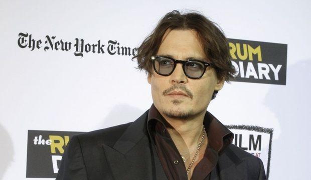 Première de Rhum Express Johnny Depp-