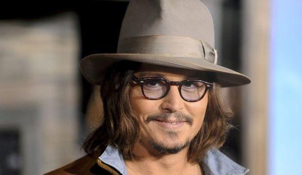 Première Rango Johnny Depp-