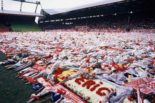Près de 500 000 supporters ont rendu hommage aux victimes d'Hillsborough