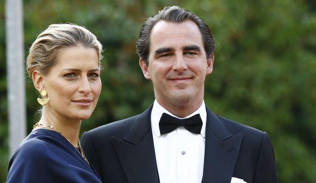 Prince Nikolaos et Tatiana Blatnik-