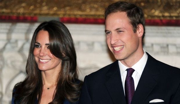 Prince William et Kate Middleton-