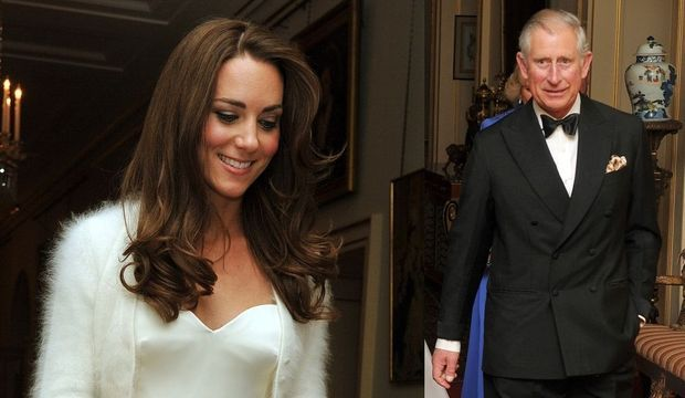 princess kate duchesse cambridge prince charles montage-