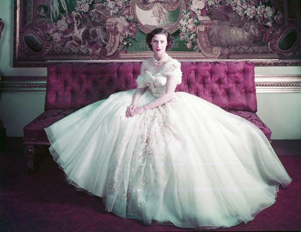 Princess Margaret (1930-2002), photo Cecil Beaton (1904-80), London, UK, 1951