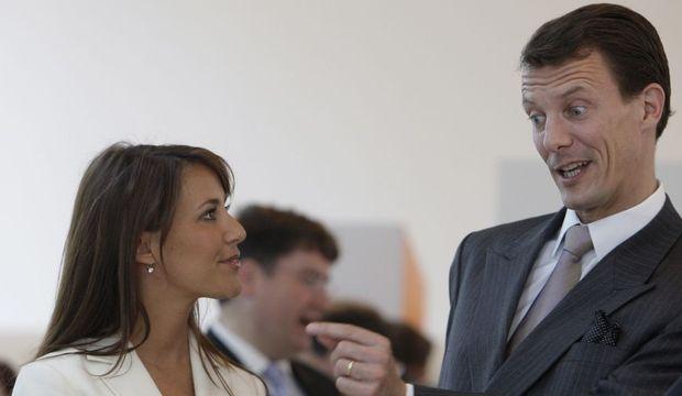 Princesse Marie de Danemark et Prince Joachim de Danemark-