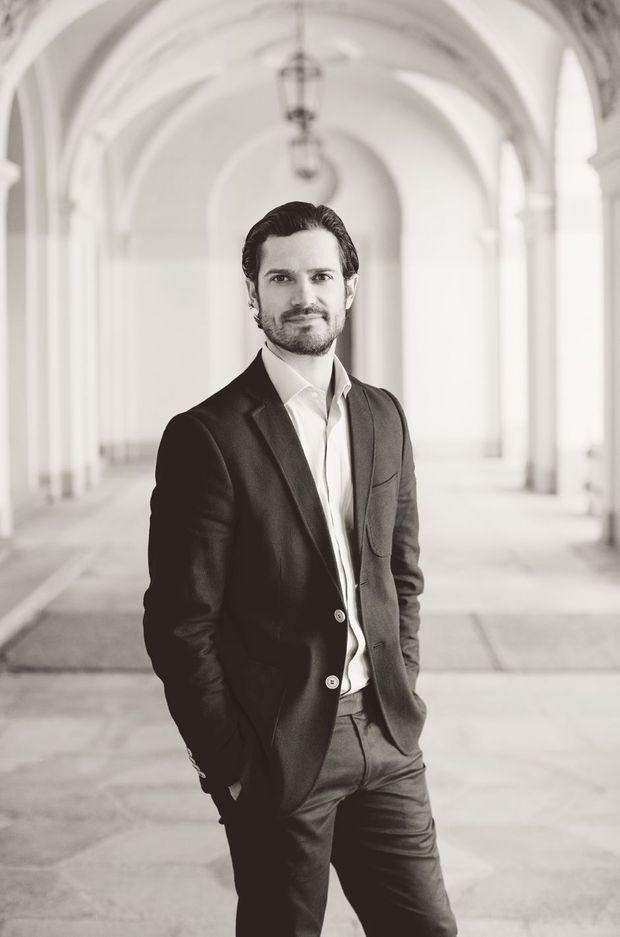 Portrait du prince Carl Philip de Suède diffusé le 13 mai 2018, pour ses 39 ans