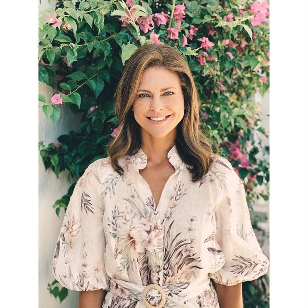 Portrait de la princesse Madeleine de Suède dévoilé pour ses 38 ans, le 10 juin 2020