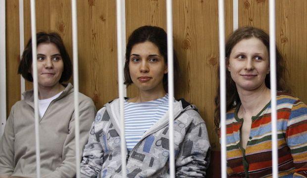 Pussy Riot procès-
