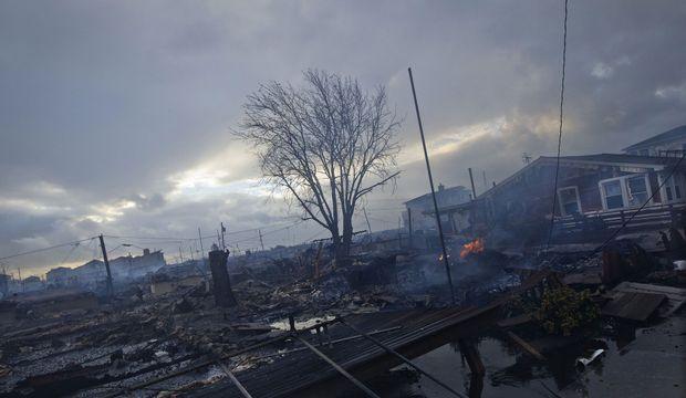 Queens New York Sandy-