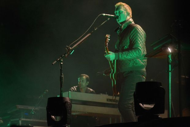 Queens of the Stone Age.