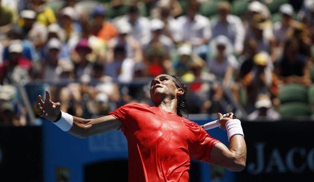 Rafael Nadal, open d'australie-