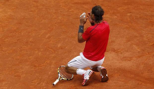 Rafael Nadal Roland-Garros-