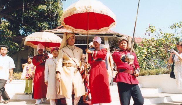 Raja Devasish Roy-