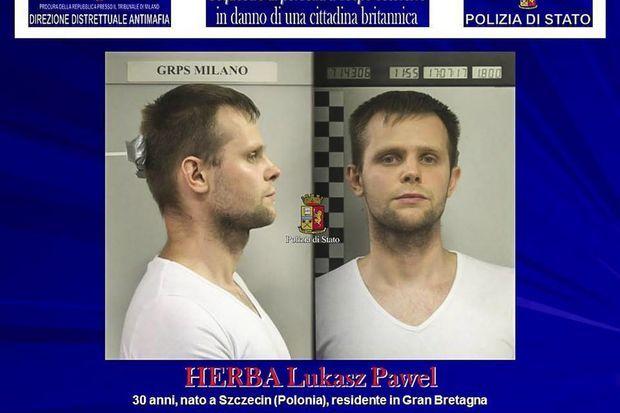 Le ravisseur Lukasz Pawel Herba a organisé l'enlèvement de sa victime.