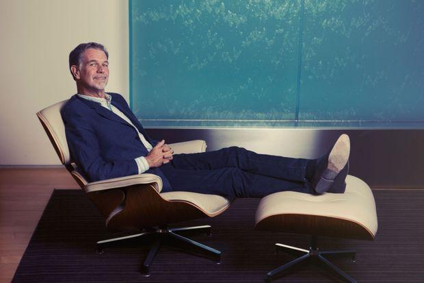 """Reed Hastings prend """"environ cinq semaines"""" de congés par an."""