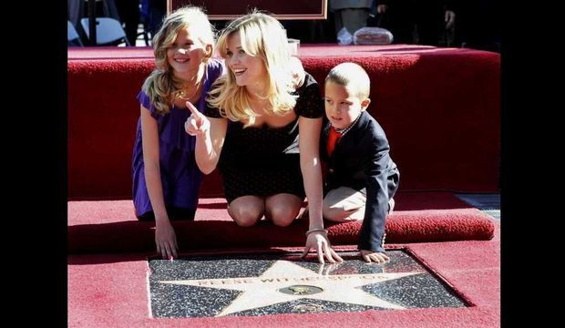 Reese Witherspoon ses enfants, Ava et Deacon-