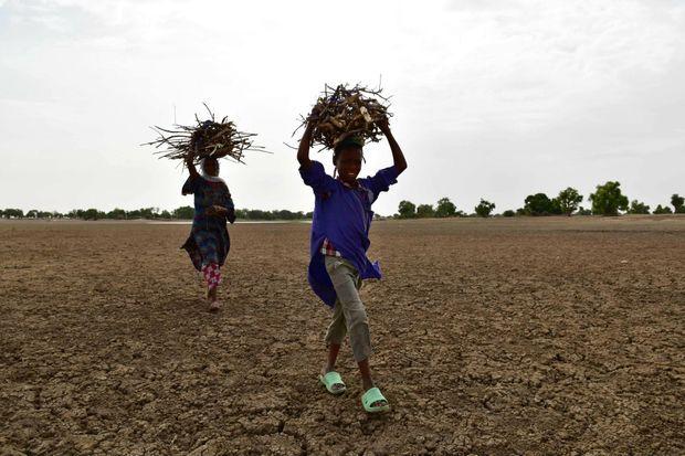 20 juin 2016, région de Diffa, en proie à de fortes mouvements de populations provoqués par les attaques de Boko Haram