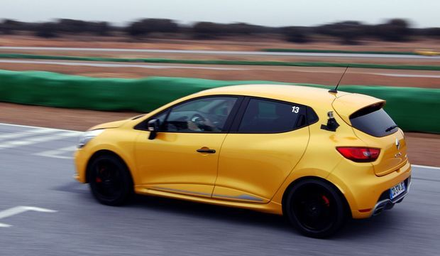 Renault Clio RS Cup-