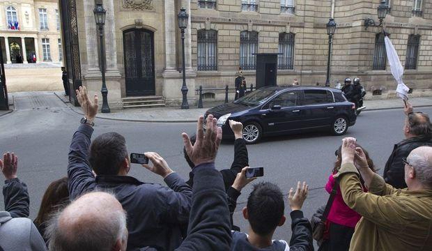Renault Vel Satis Présidentielle-