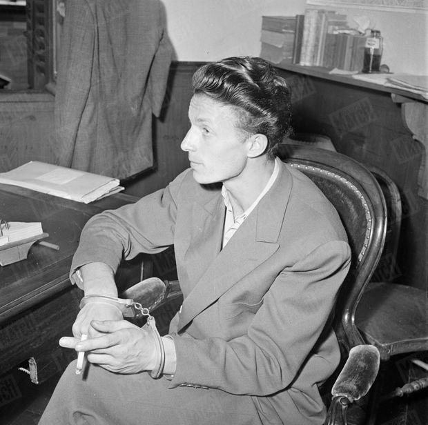 « Première cigarette » - Paris Match n°26, 17 septembre 1949
