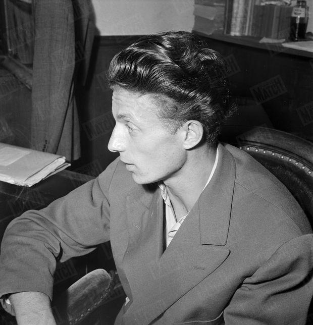 """« """"Laissez-moi réfléchir"""" » - Paris Match n°26, 17 septembre 1949"""