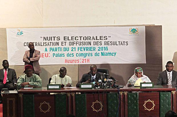 Palais des Congrès à Niamey, le 26 Février 2016