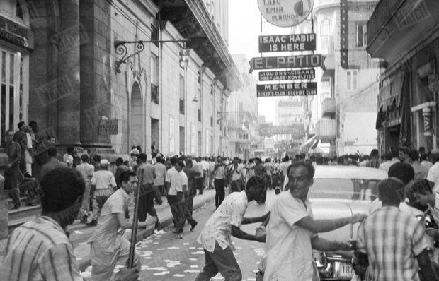 La révolution cubaine, photographiée à La Havane en janvier 1959 par Daniel Camus de Paris Match.