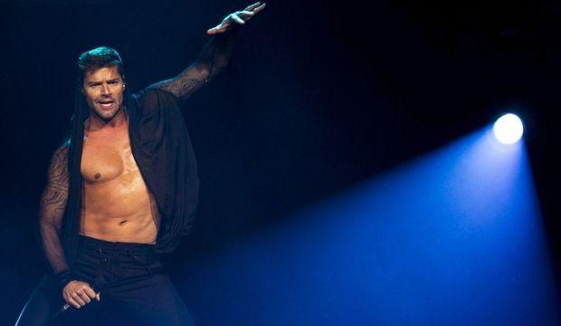Ricky Martin à Montreux-