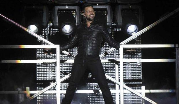 Ricky Martin -
