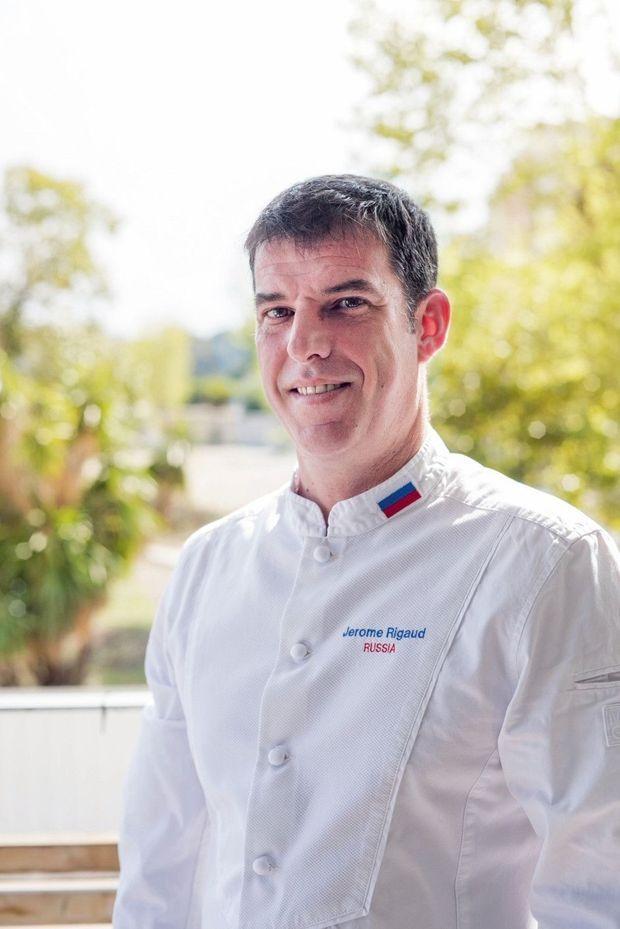 Après avoir travaillé pour Poutine et Medvedev au Kremlin, Jérôme Rigaud a créé son propre restaurant à Menton.