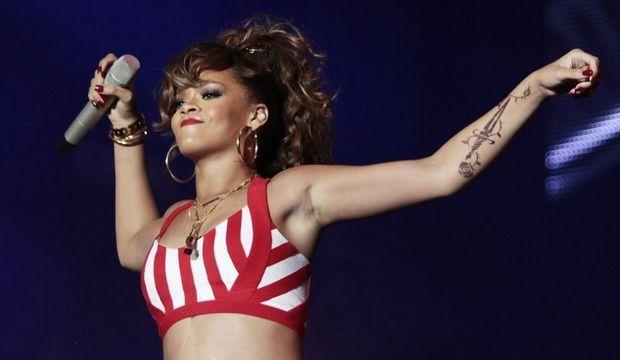 Rihanna 1 Rock In Rio-