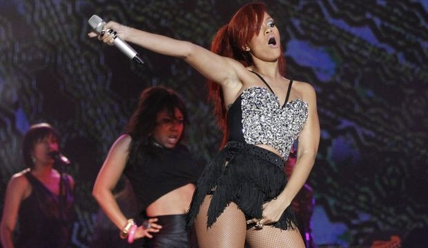 Rihanna All Star Game-