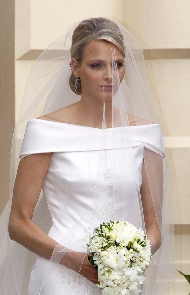 Robe de mariée Charlene-