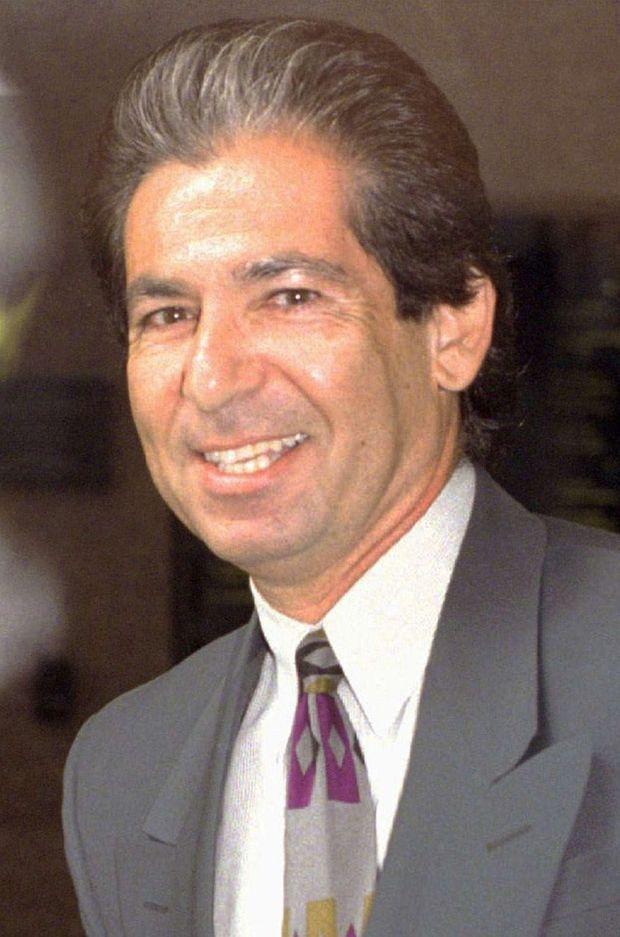 Robert Kardashian en 1996 à Los Angeles.