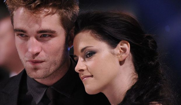 Robert Pattinson et Kristen Stewart-