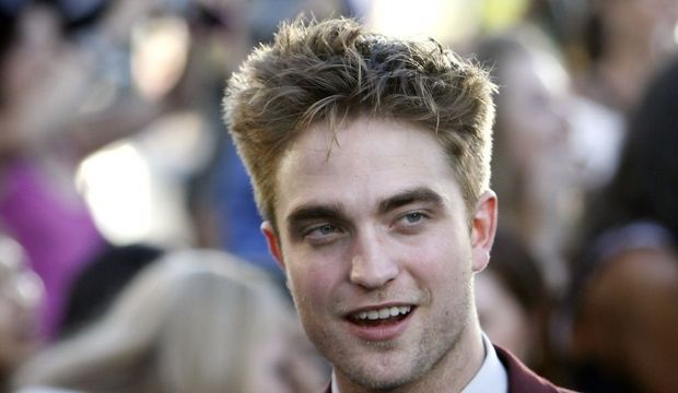 robert pattinson sourire-
