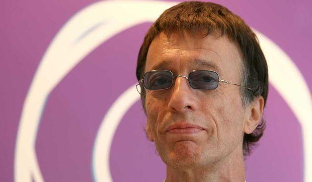 Robin Gibb en 2007-