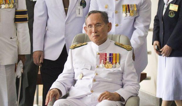 roi de thailande-