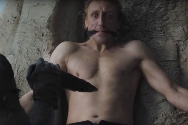 Vladimír Furdík, dans l'épisode 5 de la saison 6, avant que son personnage ne devienne le Roi de la Nuit.