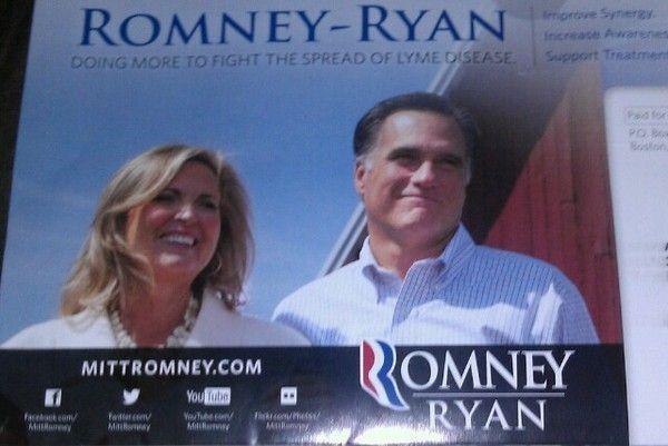 Romney tiques-