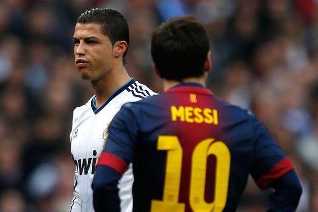 Lionel Messi, le plus grand rival de Cristiano Ronaldo.